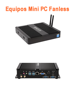 Mini PC Fanless
