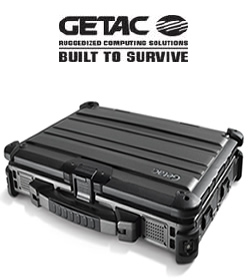 Rugged Notebook GETAC X500