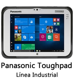 Tablet Industriales Panasonic