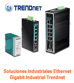 Switch Industrial Trendnet